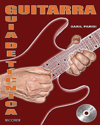 Método Guia de Técnica de Guitarra Daril Parisi