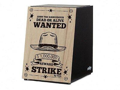 Cajón Elétrico FSA Strike SK 5018 Wanted