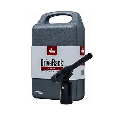 Microfone Condensador DBX Driverack RTA-M