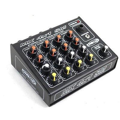 Amplificador para Fone Power Click MX4x1SM