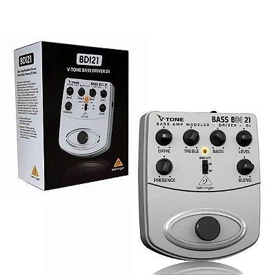 Pedal para Baixo Behringer V-Tone BDI21
