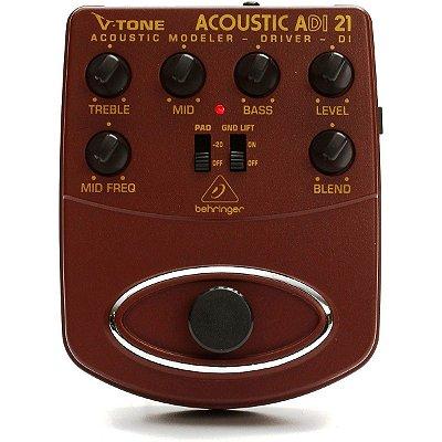 Pedal para Violão Behringer V-Tone ADI21