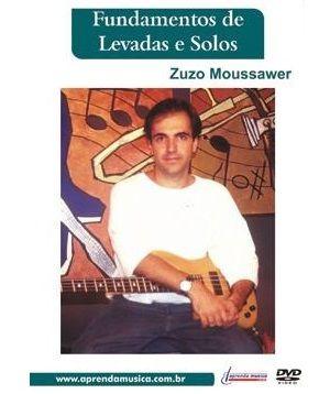 DVD Fundamentos de Levadas e Solos de Baixo Zuzo Moussawer