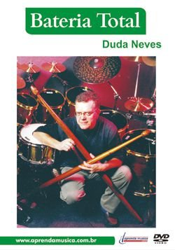 DVD Bateria Total Duda Neves