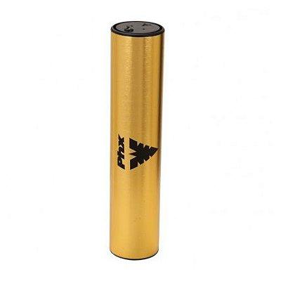 Ganzá Alumínio Escovado PHX 25cm RS2 PN Gold
