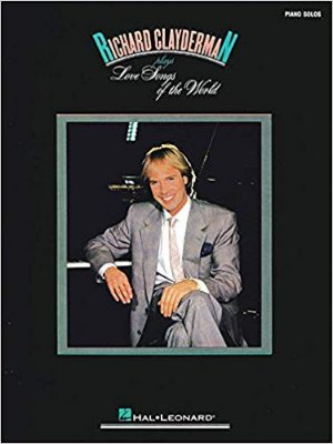 Método Piano Richard Clayderman Plays Love Songs of the World