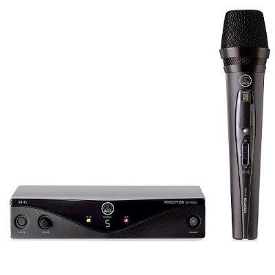 Microfone sem Fio de Mão AKG PW45 VSET