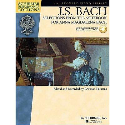 Método Piano Library J. S. Bach
