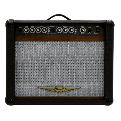 Amplificador Guitarra Oneal OCG200CR 60W Preto