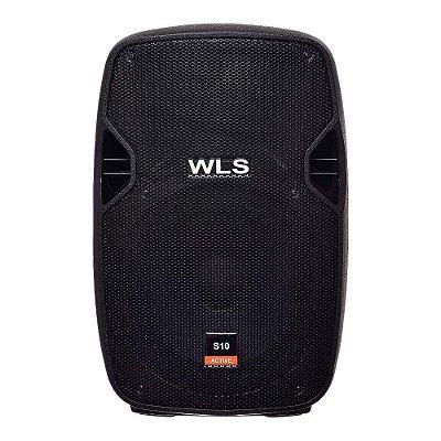 """Caixa Amplificada 10"""" WLS S10 150W"""
