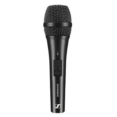 Microfone de Mão Sennheiser XS1 Din Cardióide