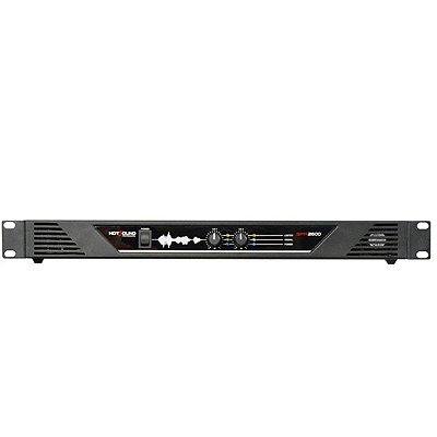 Potência Hotsound HSSPA2600 1200W