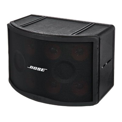 """Caixa Acústica 8 Falantes 4,5"""" Passiva Bose Paranay 802 III 240W"""