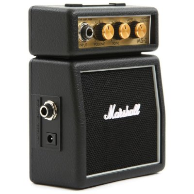 Amplificador Guitarra Marshall Mini Combo MS2 1W