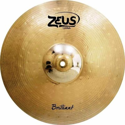"Prato Splash 10"" Zeus Brilliant ZBS10"