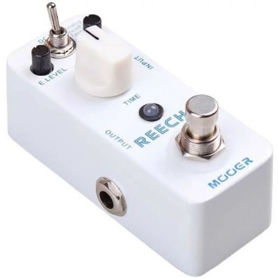 Pedal para Guitarra Mooer Reecho Digital Delay