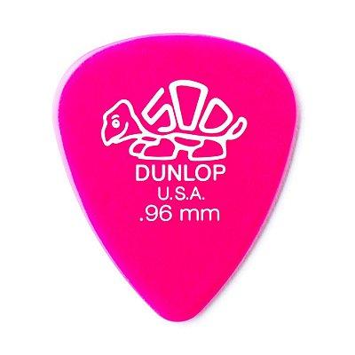 Palheta Dunlop Delrin 500 (unidade)