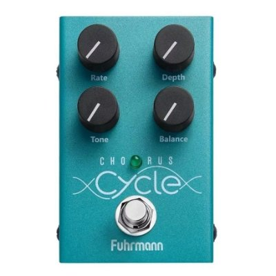 Pedal para Guitarra Fuhrmann Cycle Chorus CO10