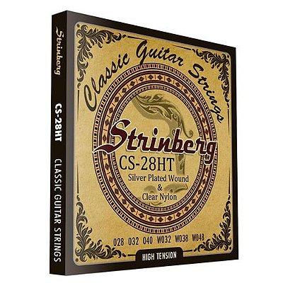 Encordoamento Violão Nylon .028 Strinberg Alta CS-28HT