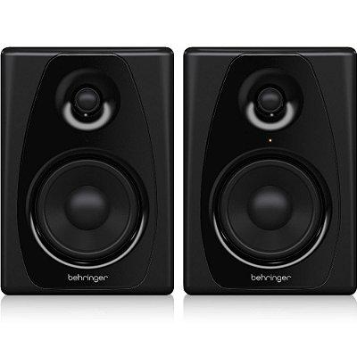 Monitor de Áudio Behringer 50USB 150W