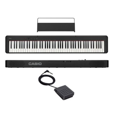 Piano Digital 88 Teclas Casio CDP-S150 Preto 7/8