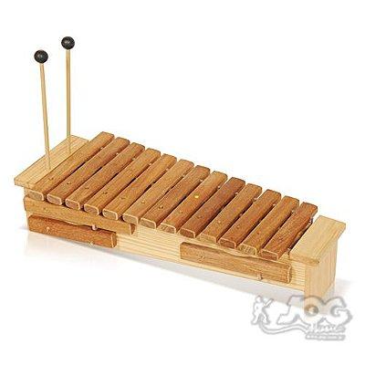 Xilofone Orff Soprano 13 Teclas Jog Music P2190