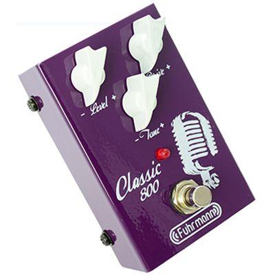 Pedal para Guitarra Fuhrmann Classic 800 CL01