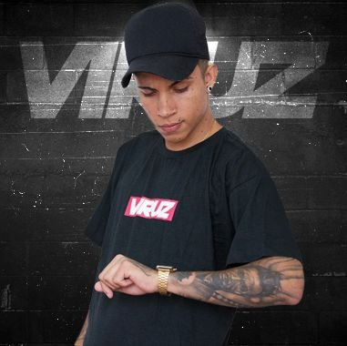 Camisa Viruz - Preta