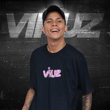 Camisa Viruz (Rosquinha) - Preto