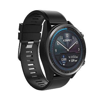 Kospet Hope 3G / 32GB 4G-LTE Watch Phone 1.39 Amoled Wifi GPS/GLONASS 8.0MP Androide 7.1.1 Smart Watch  Produto Compra Segura Em Nosso Site.   Prazo de Entrega de até 25 Dias Uteis Dependendo da sua localização.