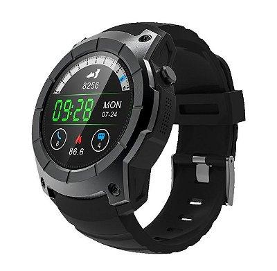 S958 1.3 Polegadas Relógio Inteligente bluetooth podometro Barômetro Monitor de Frequência Cardíaca GPS.  Prazo de Entrega de até 25 Dias Uteis Dependendo da sua localização.
