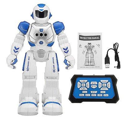 RC Music Dance Robô de Brinquedo Controle Remoto Gesto Robô Inteligente Ação Infra-vermelho Brinquedo Interativo Para Kid.  Prazo de Entrega de até 25 Dias Uteis Dependendo da sua localização.