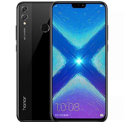 Huawei Honor 8X 20MP Dupla Câmera Traseira 6.5 Polegadas 4 GB RAM 64 GB ROM Produto Importado Compra Segura Em Nosso Site  Prazo de Entrega de até 25 Dias Uteis Dependendo da sua localização.