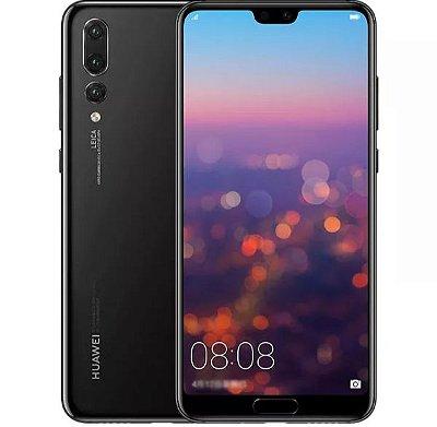 Huawei P20 Pro 6.1 inch AI Triple Camera 6GB RAM 128GB ROM Kirin 970 Octa core 4G Smartphone - Black Produto Importado Compra Segura Em Nosso Site Entrega De 15 a 25 Dias Uteis.