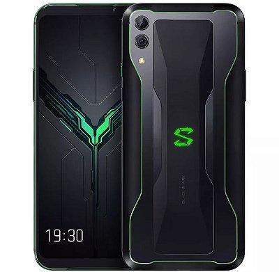 Xiaomi Black Shark 2 6,39 polegadas 48MP câmera traseira dupla 6 GB 128 GB Snapdragon 855 Octa Núcleo 4G Gaming Smartphone - Preto Produto Importado Compra Segura Em Nosso Site Entrega de 15 a 25 Dias Uteis.