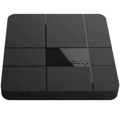 Wechip V8 Amlogic S905W Quad-Núcleo 1 GB de RAM 8 GB ROM 2.4 GHz Wi-Fi Android 7.1 Mini TV-Box Pc
