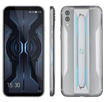 Xiaomi Preto Tubarão 2 Pro 6.39 polegada AMOLED 48MP Dual Camera 12 GB 128 GB Snapdragon 855 Plus Octa Núcleo 4G Gaming Smartphone segura em nosso site. Prazo de  Prazo de Entrega de até 25 Dias Uteis Dependendo da sua localização.