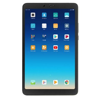 "XIAOMI Mi Pad 4 4G + 64G WiFi ROM Global Original Caixa Snapdragon 660 8 ""MIUI 9 OS Tablet PC - Preto"