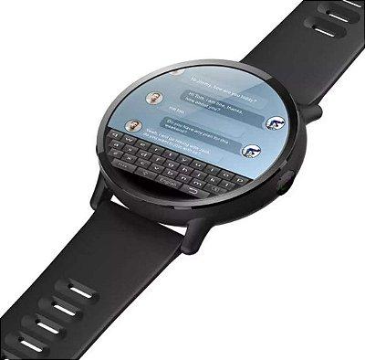 LEMFO LEM X 2.03 Polegada 8.0MP Câmera 4G Telefone Relógio Android 7.1 Wifi Aptidão Rastreador Relógio Inteligente