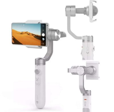 Xiaomi Mijia SJYT01FM 3 Eixo Cardan Handheld Gimbal Estabilizador com 5000 mAh Bateria para Ação Telefone Da Câmera segura em nosso site. Prazo de  Prazo de Entrega de até 25 Dias Uteis Dependendo da sua localização.
