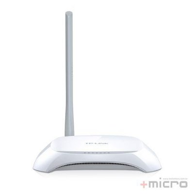 Roteador wireless N 150 Mbps TP-Link TL-WR720N