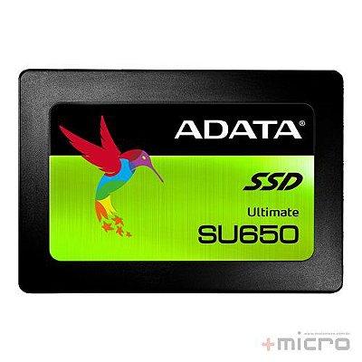 SSD 120 Gb SATA Adata SU650