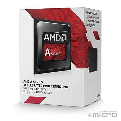 Processador AMD APU A4 6300