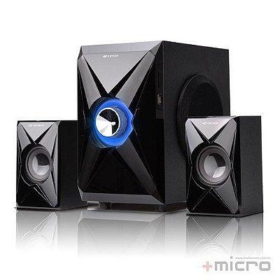 Speaker 2.1 C3 Tech SP-260BK
