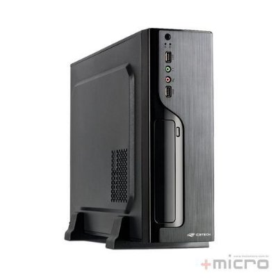 Gabinete mini ATX slim C3 Tech DT-100