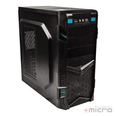 Gabinete gamer C3 Tech MT-G100