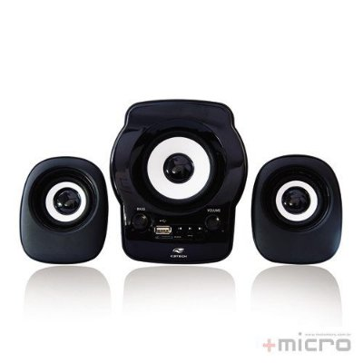 Speaker 2.1 C3 Tech SP-10BK USB