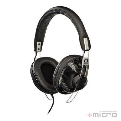 Headset gamer C3 Tech Mamouth MI-2818RB