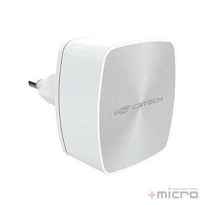 Carregador USB universal C3 Tech UC-240WH