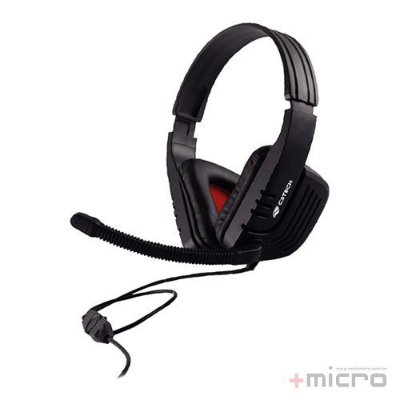 Headset C3 Tech Predator MI-2558RB